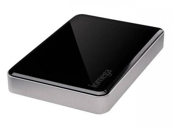 Портативный жесткий диск Iomega eGo Mac Edition