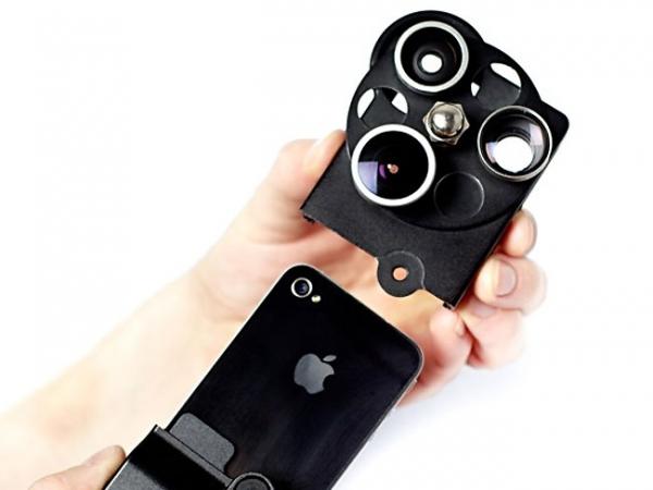 iPhone Lens Dial Case – спецэффекты для камеры iPhone
