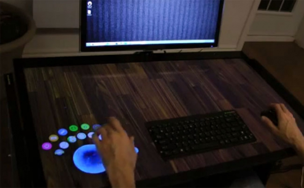 Интерактивный стол EXOPC EXOdesk
