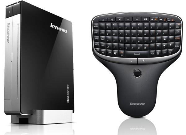 Самый маленький в мире компьютер Lenovo Q180