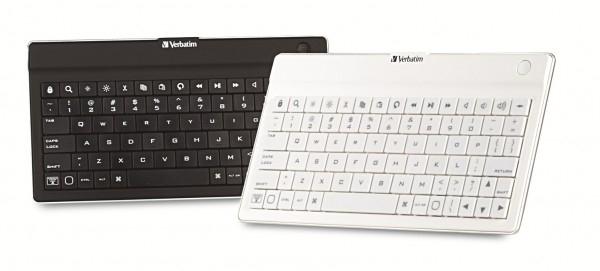 Verbatim выпускает Bluetooth-клавиатуры для планшетов