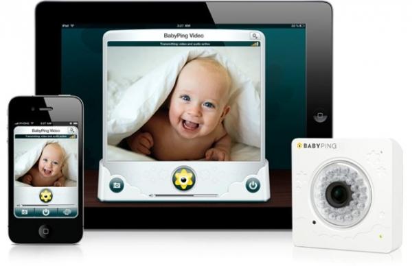 BabyPing – бэби-монитор для iOS-устройств
