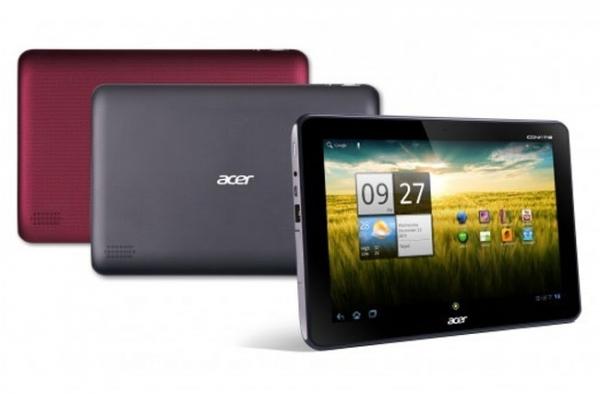 Официальный анонс Acer Iconia Tab A200