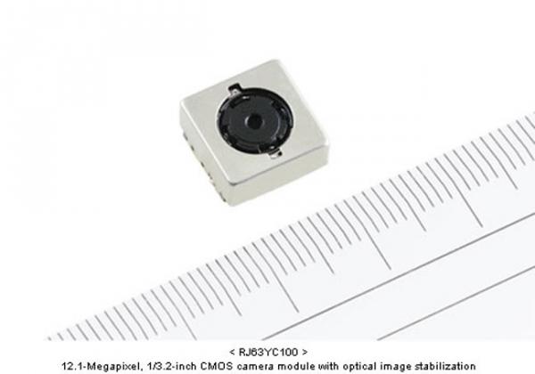Компактный модуль камеры для смартфонов от Sharp
