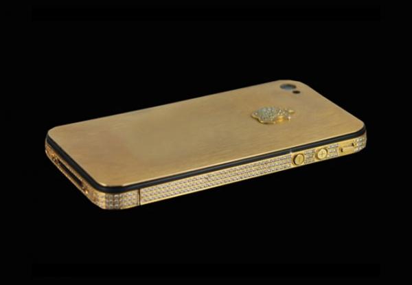 iPhone 4S для миллионеров