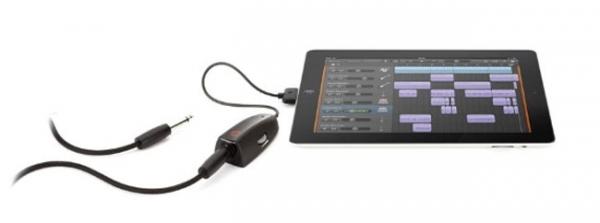 Griffin GuitarConnect Pro подключит гитару к iPad