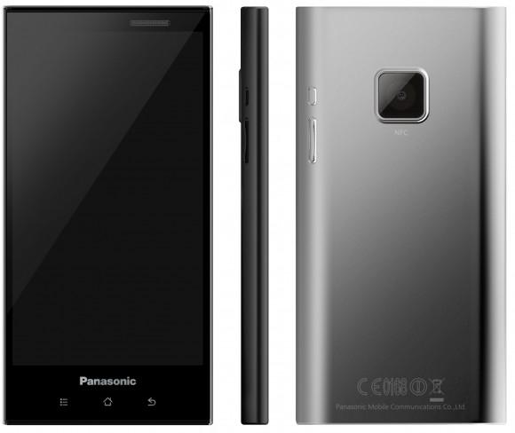 Panasonic выпустит Android-смартфон для Европы