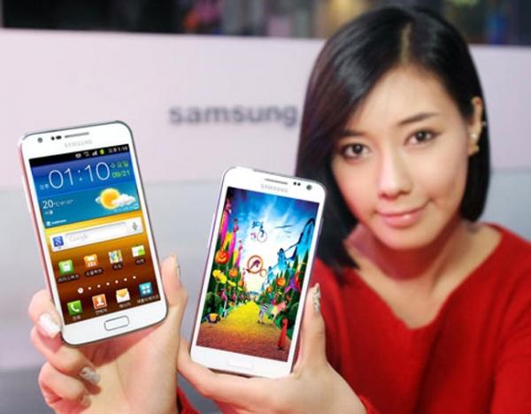 В Южной Корее анонсирован Samsung Galaxy S II HD LTE белого цвета