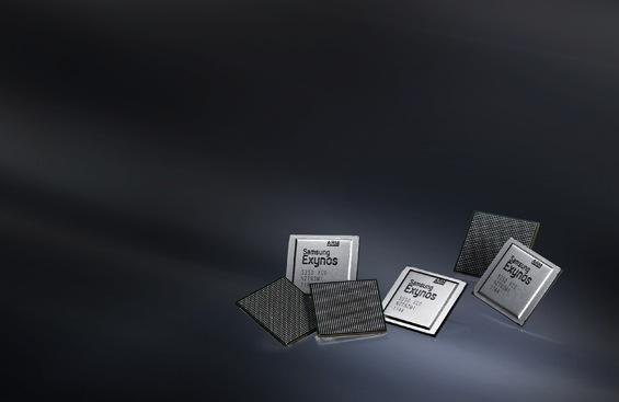 Samsung анонсирует 2 ГГц мобильные процессоры Exynos 5250