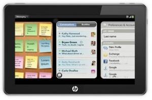 HP снова начнет выпуск webOS-планшетов в 2013 году