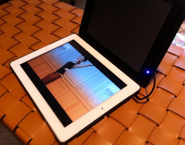 Sound Cover – футляр для iPad 2 со встроенными динамиками