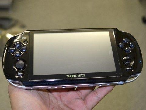 PS Vita клонирована до официального выпуска