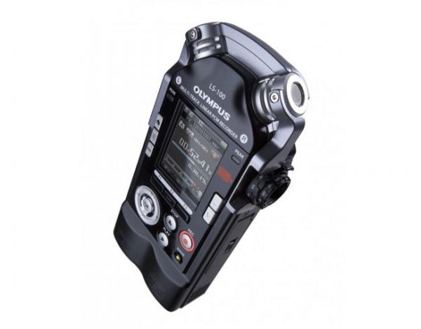 Цифровой диктофон Olympus LS-100 Linear PCM Recorder