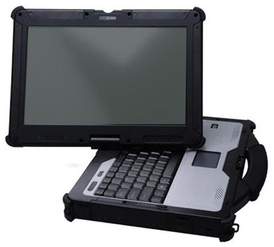 Прочный ноутбук GammaTech Durabook R13C