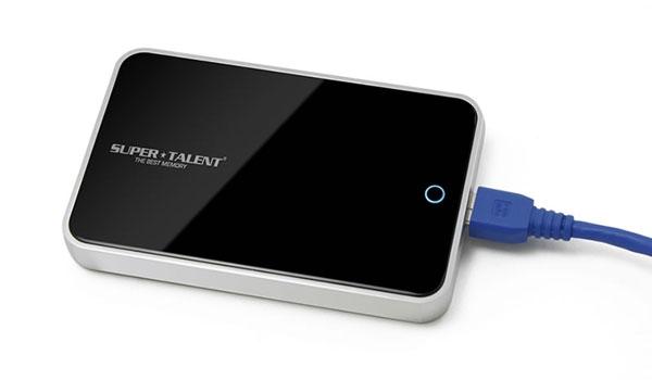 Компактный накопитель Super Talent Storage POD Mini