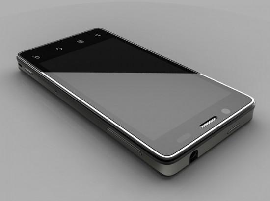 Мобильник на базе Intel появятся в 2012 году