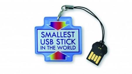 Самая маленькая USB-флешка от Deonet