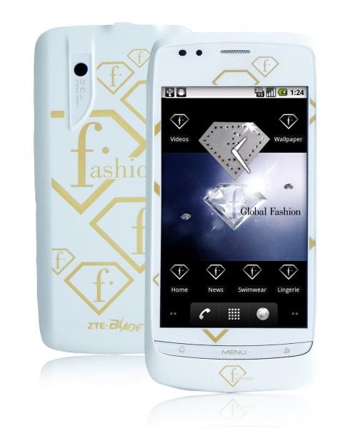 «Модный» телефон ZTE Fashion Phone