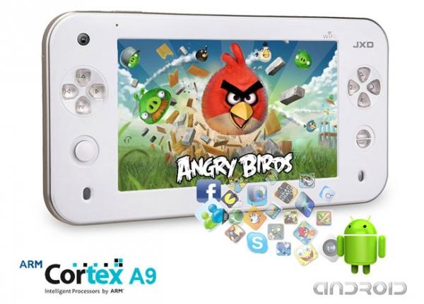 Игровой планшет JXD S7100