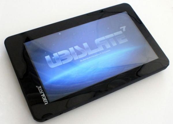 Второй индийский бюджетный планшет Ubislate 7