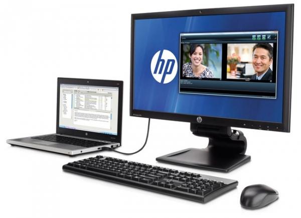 Док-дисплей для ноутбуков HP L2311c