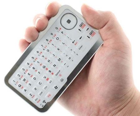 Беспроводная мини-клавиатура от Evergreen