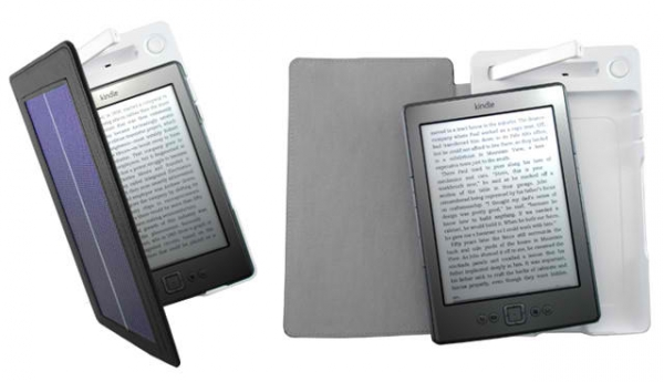 «Солнечный» чехол для Kindle