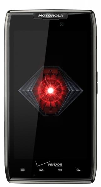Motorola представила смартфон DROID RAZR MAXX