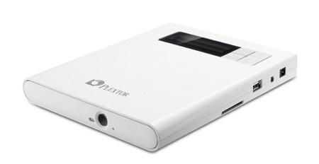 Plextor PX-612U – внешний DVD-рекордер, работающий без ПК