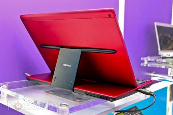Ноутбук-слайдер Toshiba Portege M930