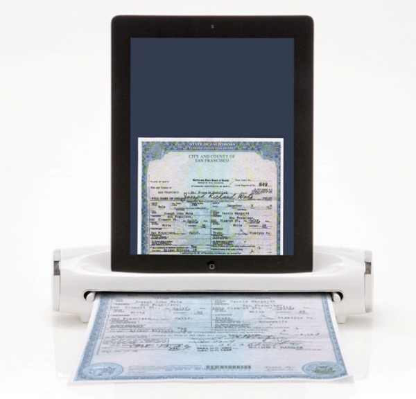 iConvert Scanner – сканер для iPad