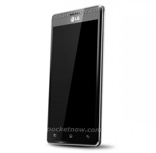 Четырехъядерный смартфон LG X3