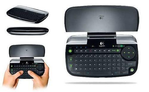 Logitech DiNovo Mini Palm Keyboard - клавиатура на ладони