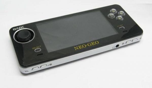 Карманная игровая консоль SNK Neo Geo