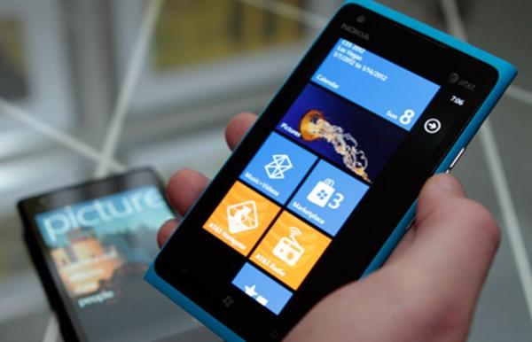 Европейские продажи Nokia Lumia 900 начнутся в июне