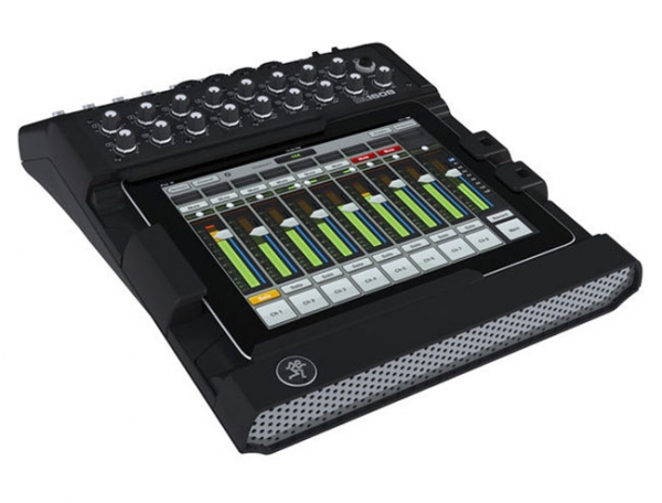 Mackie DL1608 – микшер на базе iPad