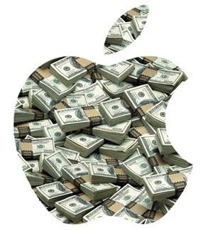 Apple опубликовала отчет о рекордных доходах на первый квартал 2012 года