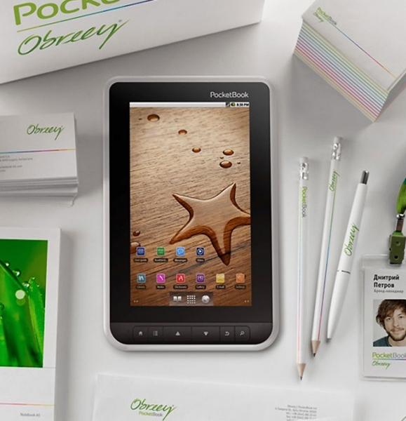 PocketBook анонсирует Android-планшет A7