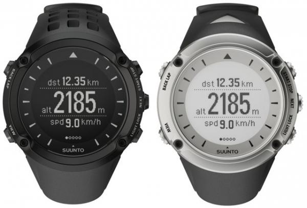 AMBIT GPS – новые часы для путешественников и спортсменов от Suunto