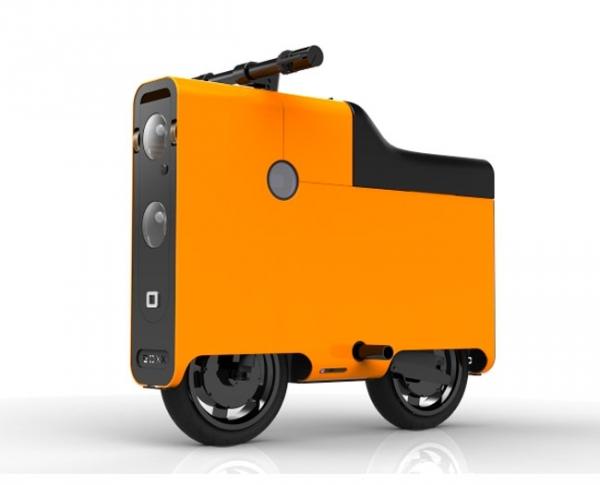 Электроцикл Boxx