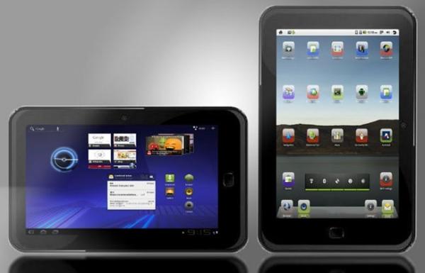Ультрабюджетный Android-планшет IdolPad