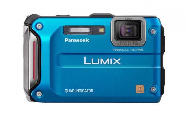 Новые прочные фотокамеры от Panasonic