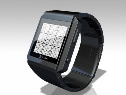 Sudoku Watch – часы, по которым трудно узнать время