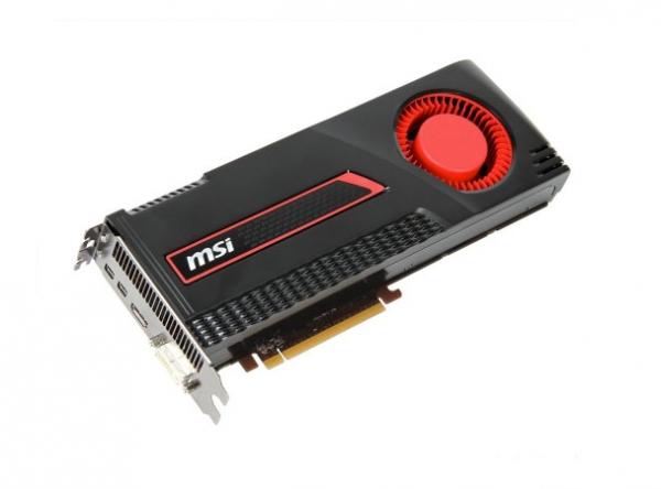 MSI выпустила три новые видеокарты на базе GPU AMD R7950