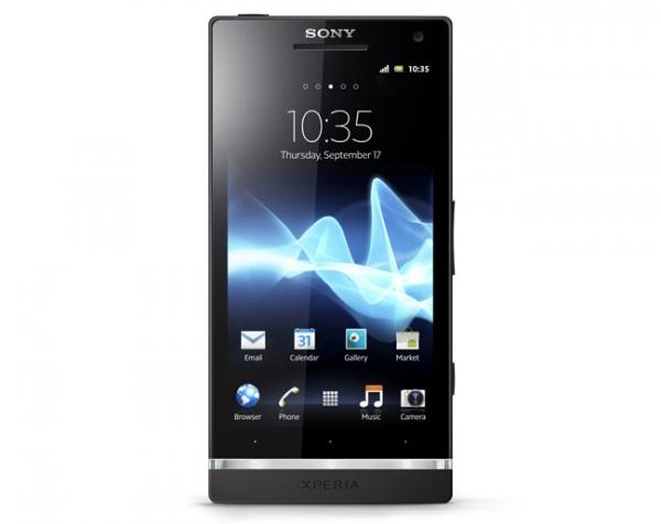 Sony рассказала о функции быстрой зарядки для Xperia S