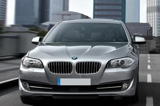 BMW проводит тесты автомобиля с автопилотом на реальном шоссе