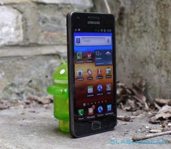Инсайдеры: толщина Samsung Galaxy S III не превысит 7 мм