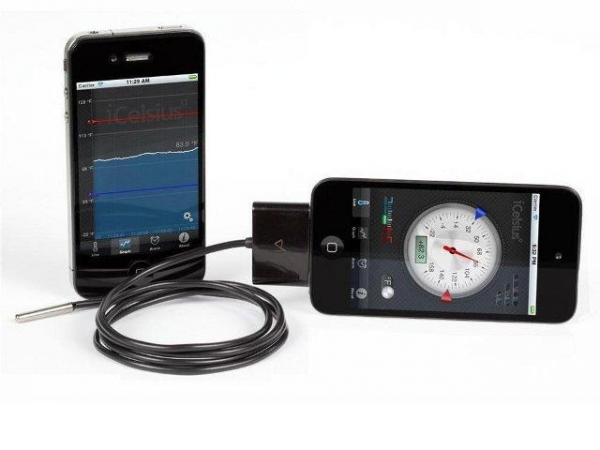 iCelsius – термометр для iOS-устройств