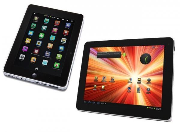 Недорогие Android-планшеты от Chinon