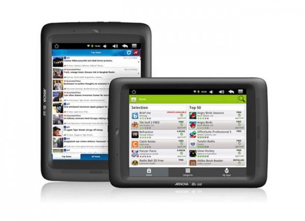 Android-планшет Archos Arnova 8b G2